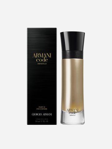 בושם לגבר א.ד.פ Armani Code Absolu 110ml של GIORGIO ARMANI