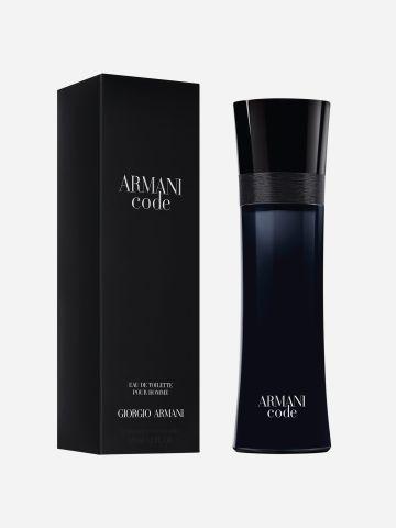 בושם לגבר א.ד.ט Armani Code 125 ML של GIORGIO ARMANI