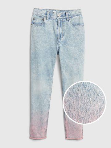 ג'ינס אסיד ווש Mom / בנות של GAP