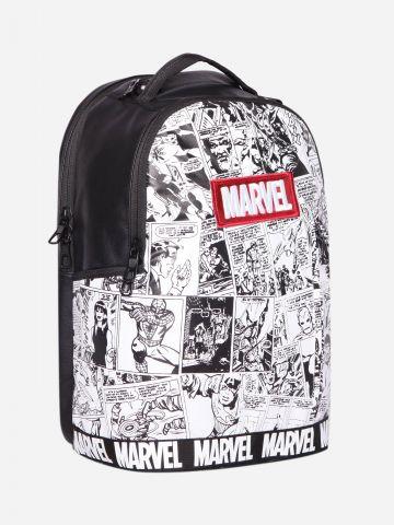 תיק גב בדוגמת Marvel / בנים של KAL GAV