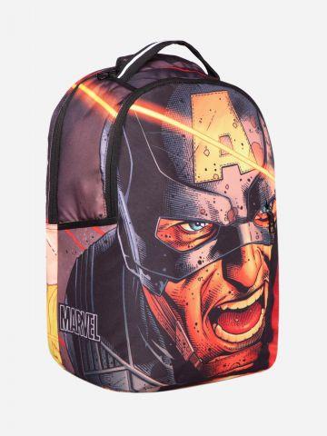 תיק גב Marvel Captain America של KAL GAV