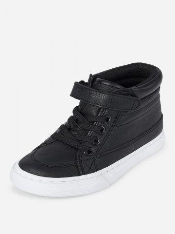 נעליים גבוהות דמוי עור / בייבי בנים של THE CHILDREN'S PLACE