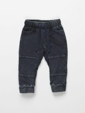 מכנסי טרנינג דמוי ג'ינס / 6M-5Y של THE CHILDREN'S PLACE