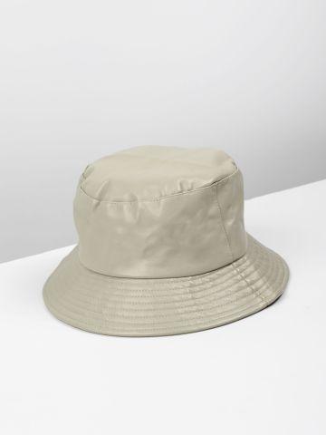 כובע באקט דמוי עור / נשים של TERMINAL X