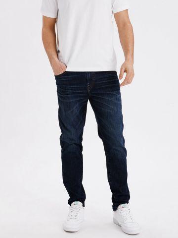 ג'ינס סקיני שטיפה כהה של AMERICAN EAGLE