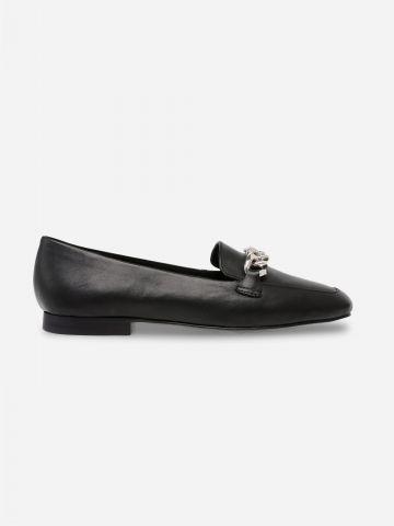 נעלי מוקסין דמוי עור / נשים של STEVE MADDEN