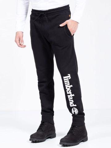 מכנסי טרנינג עם הדפס לוגו של TIMBERLAND