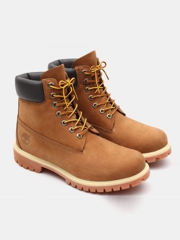 מגפי זמש Premium 6 In Waterproof Boot / גברים של TIMBERLAND