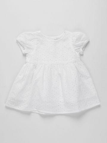 שמלה עם עיטורי רקמה / 3M-3Y של FOX