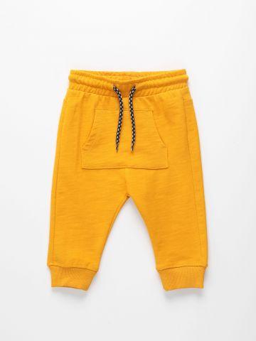 מכנסי טרנינג עם כיס / 3M-3Y של FOX