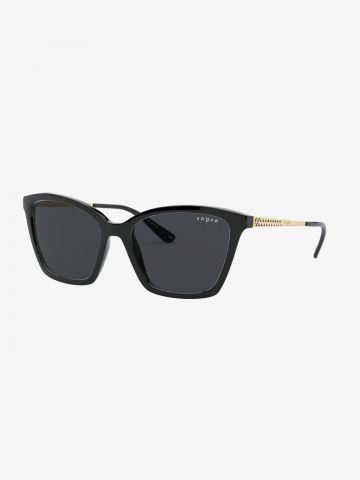 משקפי שמש עיני חתול / נשים של vogue eyewear