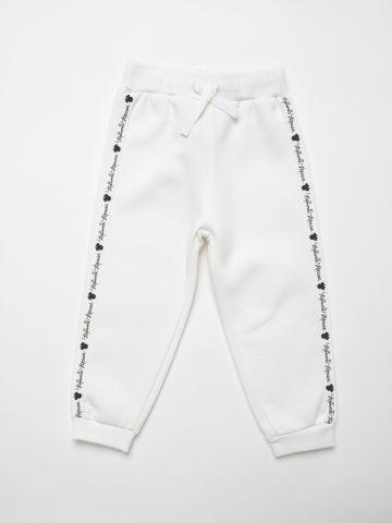 מכנסי טרנינג עם סטריפים / 3M-3Y של FOX