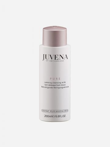 חלב פנים מרגיע Pure Calming Cleansing Milk של JUVENA
