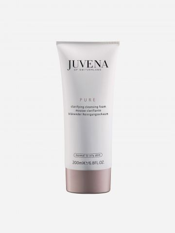 מוס ניקוי מטהר Pure Clarifying Cleansing Foam של JUVENA