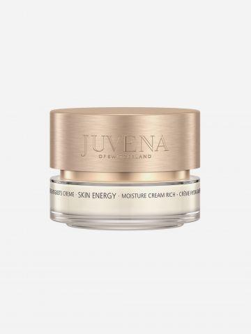 סקין אנרג'י קרם לחות עשיר לעור יבש Skin Energy Moisture Cream Rich של JUVENA