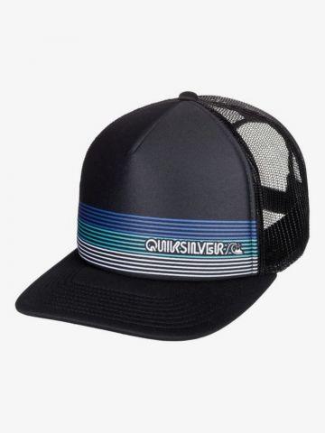 כובע מצחייה בשילוה רשת / גברים של QUIKSILVER