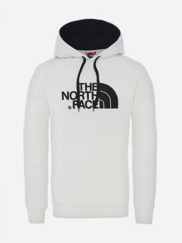 סווטשירט עם הדפס לוגו / גברים של THE NORTH FACE