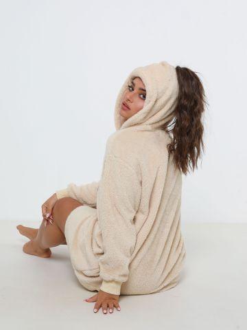 שמלת פיג'מה פלאפית של NOA KIREL X TERMINAL X