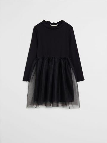 שמלה עם חצאית טול / בנות של MANGO