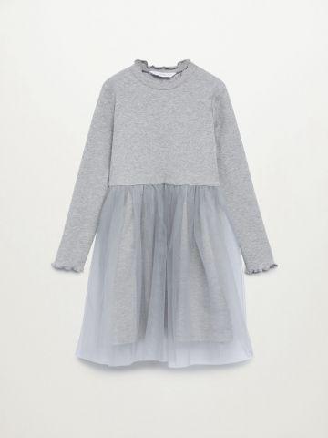 שמלת עם חצאית טול / בנות של MANGO