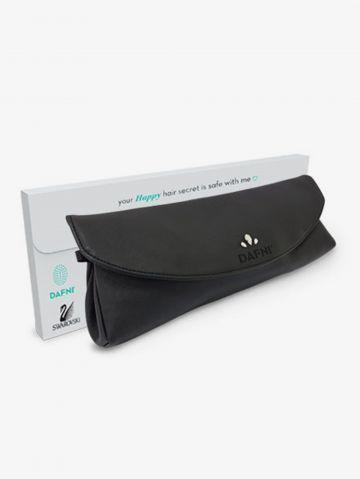 תיק אחסון למברשת דפני Dafni swarovski thermal bag של DAFNI
