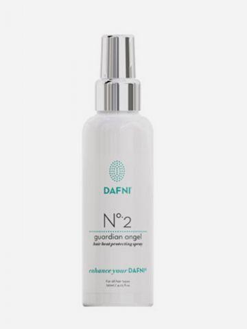 ספריי דפני להגנה על השיער בעת העיצוב Dafni-Guardian angel-hair protecting spray של DAFNI