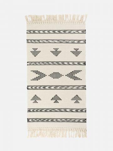 שטיח בסגנון בוהו של FOX HOME