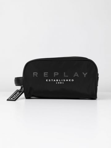 תיק קטן עם לוגו / גברים של REPLAY