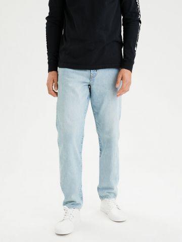 ג'ינס ארוך בשטיפה בהירה של AMERICAN EAGLE