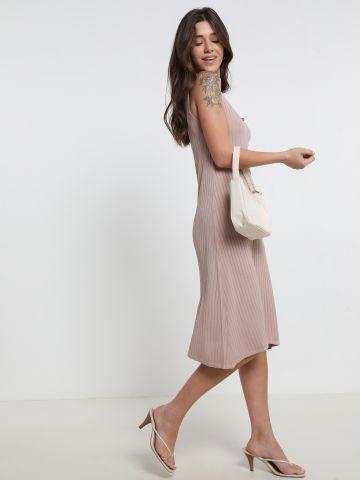 שמלת סריג מידי של YANGA