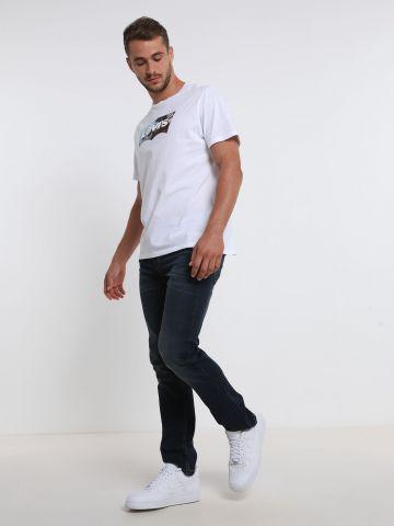 ג'ינס ארוך בשטיפה כהה Slim של LEVIS
