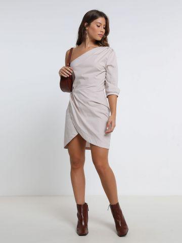 שמלת מיני וואן שולדר של YANGA