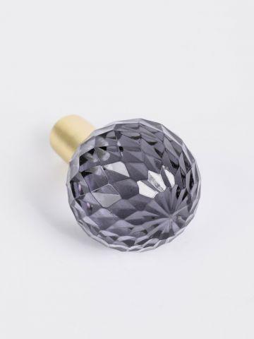מתלה זכוכית מעוצב של FLORALIS