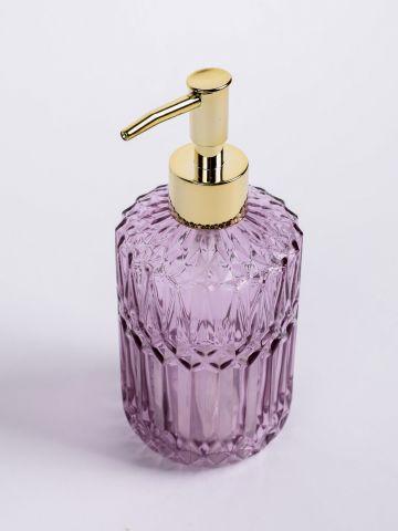 דיספנסר זכוכית לסבון נוזלי של FLORALIS