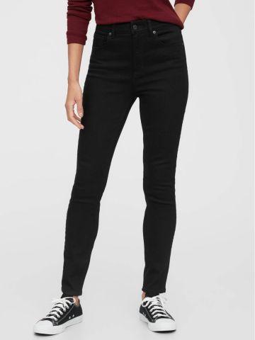 מכנסי סקיני בגזרה גבוה / נשים של GAP