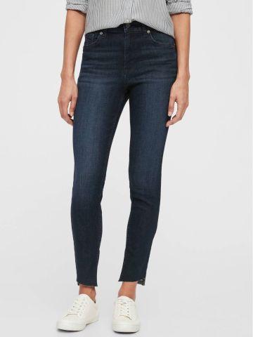 ג'ינס סקיני בגזרה גבוהה של GAP