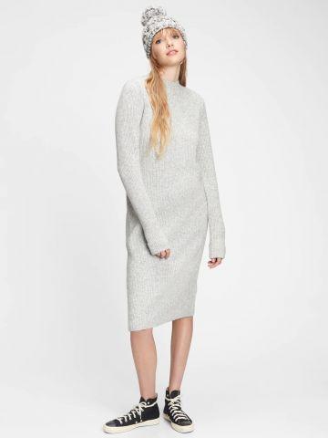 שמלת סוודר מידי צווארון גבוה של GAP