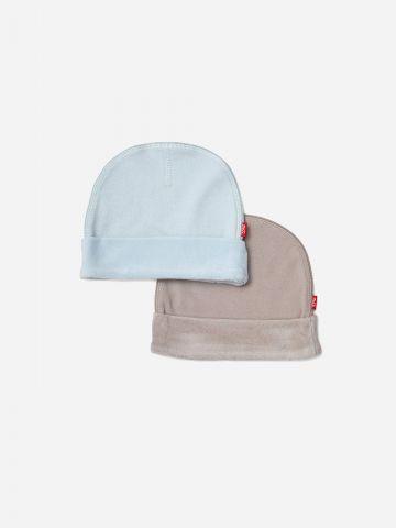 מארז 2 כובעים עם קיפול / N.B-6M של SHILAV