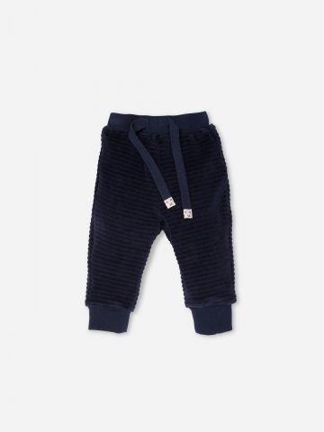 מכנסיים ארוכים קטיפה / 0M-3Y של SHILAV