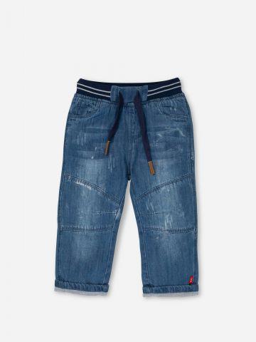 ג'ינס ארוך עם הבהרות / 0-5Y של SHILAV