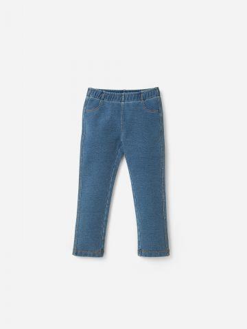 טייץ דמוי ג'ינס / 0 M-5Y של SHILAV