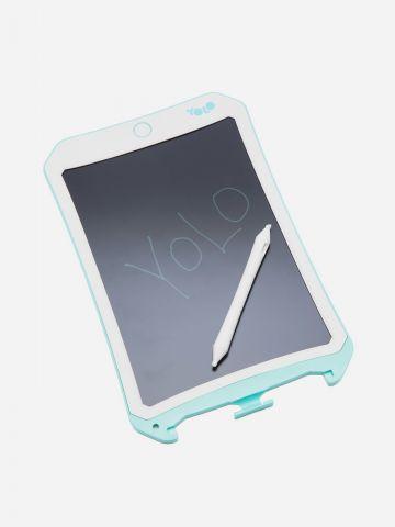 לוח אלקטרוני מחיק של YOLO