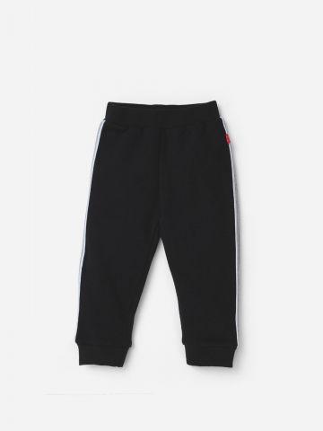 מכנסי פוטר עם סטריפים / 0-24M של SHILAV