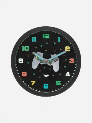 שעון גיימינג זוהר בחושך של YOLO