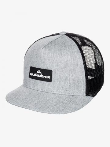 כובע מצחייה בשילוב רשת/ גברים של QUIKSILVER