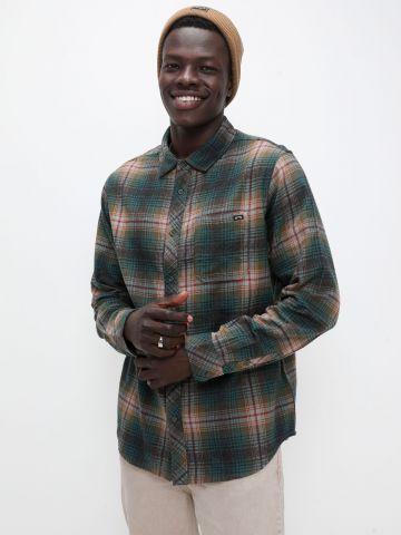 חולצה מכופתרת בדוגמת משבצות של BILLABONG