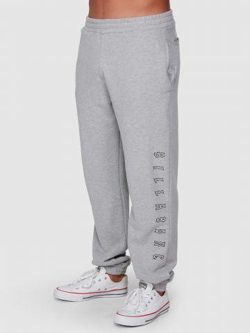 מכנסי טרנינג בגזרה רחבה עם הדפס לוגו של BILLABONG