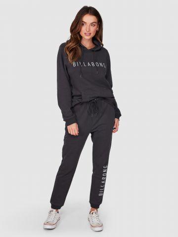 מכנסי טרנינג עם לוגו של BILLABONG