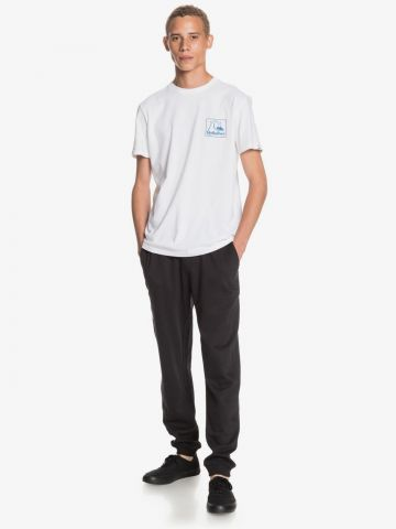מכנסי טרנינג עם כיסים של QUIKSILVER
