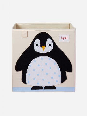 קופסת אחסון פינגווין 3sprouts של TOYS
